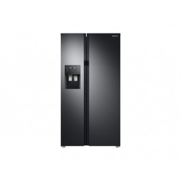 FRIGORIFERO SAMSUNG SIDE BY SIDE RS51K54F02C 535 L NERO DISPENSER NO FROST DIGITAL INVERTER LIBERA INSTALLAZIONE REFURBISHED CLASSE A+