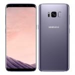 "SMARTPHONE SAMSUNG GALAXY S8 SM G950F 64 GB 4G LTE WIFI 12 MP DUAL PIXEL OCTA CORE 5.8"" QUAD HD+ SUPER AMOLED ORCHID GRAY GARANZIA UFFICIALE SAMSUNG EUROPA"