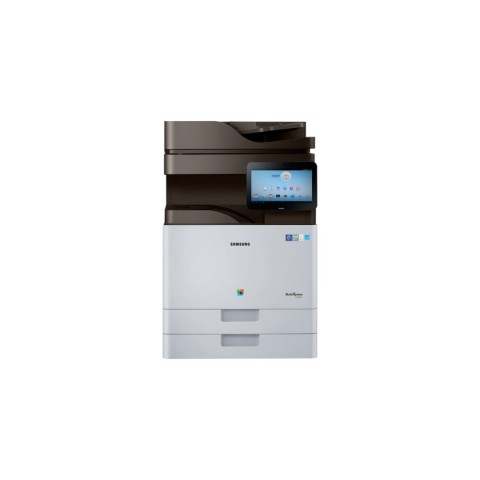 STAMPANTE MULTIFUNZIONE SAMSUNG SL X4250LX A COLORI SMART MULTIXPRESS (A3) PANNELLO TOUCH LCD FOTOCOPIATRICE FAX REFURBISHED 25 PPM