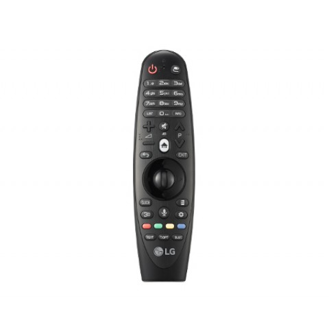 TELECOMANDO ORIGINALE LG PUNTATORE E STANDARD SMART TV 2015 AN-MR600 MAGIC REMOTE REFURBISHED NERO