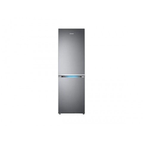 FRIGORIFERO SAMSUNG RB33R8737S9 / RB33R8739SR COMBINATO KITCHEN FIT 60 CM 332 L INOX DIGITAL INVERTER NO FROST LIBERA INSTALLAZIONE REFURBISHED CLASSE A++