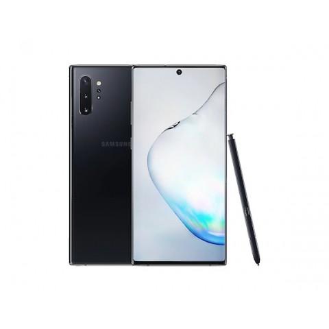 """SMARTPHONE SAMSUNG GALAXY NOTE 10 SM N970F DUAL SIM 6.3"""" DYNAMIC AMOLED 256 GB OCTA CORE 4G LTE WIFI ANDROID REFURBISHED AURA BLACK"""