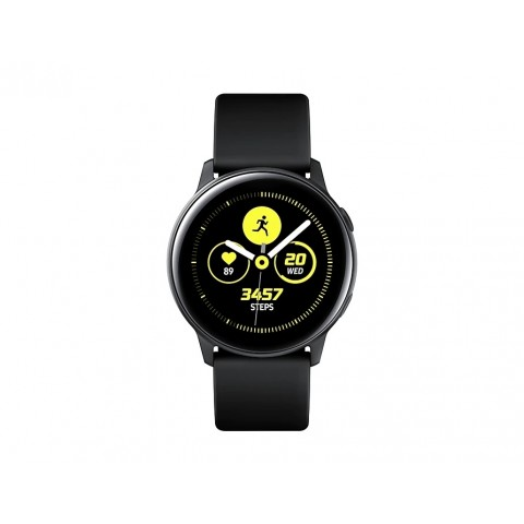 "SMARTWATCH SAMSUNG GALAXY WATCH ACTIVE SM R500 1.1"" SUPER AMOLED 4 GB DUAL CORE WIFI BLUETOOTH NFC REFURBISHED NERO"