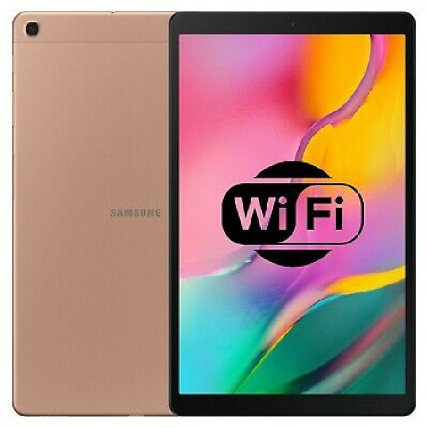 """TABLET SAMSUNG TAB S5e SM T720 10.5"""" SUPER AMOLED 64 GB OCTA CORE 13 MP WIFI BLUETOOTH ANDROID REFURBISHED GOLD"""