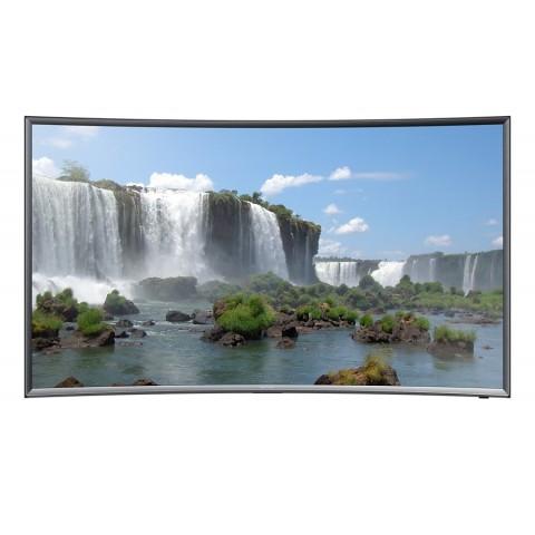 "TV 48"" SAMSUNG UE48J6300 SERIE 6 LED FULL HD CURVO SMART WIFI 800 PQI DVB-T2 / C HDMI USB REFURBISHED SENZA BASE CON STAFFA A MURO"